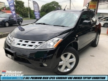 2006 NISSAN MURANO 250XL PREMIUM HIGH SPEC PANORAMIC SUNROOF ONE OWNER LOW MILEAGE TIPTOP CONDITION LIKE NEW CAR