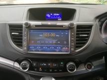 2015 HONDA CR-V 2.0 L (A) CRV FACRLIFT MODEL PUSH START 5 YEAR WARRANTY BY HONDA MALAYSIA