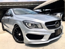 2015 MERCEDES-BENZ CLA 250 2.0 (A) Mileage 35km ONLY FREE WARRANTY