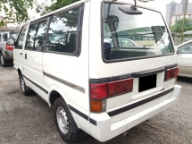 1995 NISSAN VANETTE c22 window van TipTop