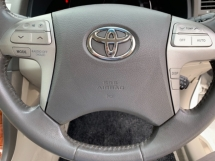 2010 TOYOTA CAMRY 2.4V H/SPEC ACCIDENT FREE