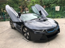 2015 BMW I8 1.5 ACTUAL YEAR MAKE 2015 SST INCLUSIVE