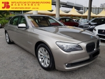 2012 BMW 7 SERIES 730LI 3.0 LIMOUSINE IMPORTED NEW (CBU) FULL SPEC