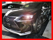 2016 LEXUS NX 200T FSPORTS TOP CONDITION - UNREG - COME TO VIEW