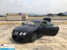 2011 BENTLEY CONTINENTAL 6.0 GT SPORT(A)GENUINE REPORT