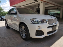2015 BMW X4 2.0 XDRIVE 28I M SPORT (UNREG) 2015