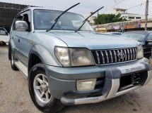 2000 TOYOTA LAND CRUISER PRADO 3.0(A) 4X4 DIESEL GUARANTEE PERFECT COND