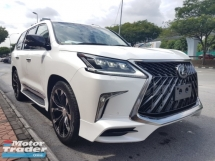 2015 LEXUS LX570 5.7L JAPAN VERSION FULL SPEC (UNREG) 2019 NEW FACE LIFT