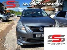 2013 NISSAN ALMERA 1.5 VL IMPUL PREMIUM(AUTO)2013 Only 1 LADY Owner, 63K Mileage,TIPTOP,ACCIDENT-Free, DIRECT-Owner, BODYKIT, DVD, GPS & REVERSE Cam