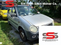 2004 PERODUA KANCIL 660 EX FULL Spec(MANUAL)2004 Only 1 LADY Owner, 87K Mileage, TIPTOP, ACCIDENT-Free, DIRECT-Owner, with SPORTRIM & WINDOW Control
