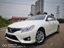 2014 TOYOTA MARK X 2.5 (A) Type G Unregistered