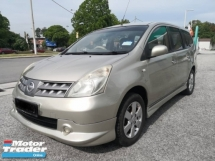 2011 NISSAN GRAND LIVINA 1.6 IMPUL(A)SUPER CONDITION