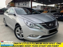 2013 HYUNDAI SONATA 2.4GLS L PACKAGE PREMIUN HIGH SPEC ONE DOCTOR OWNER LIKE NEW