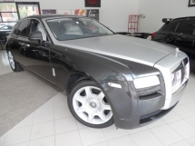 2014 ROLLS-ROYCE GHOST 6.6 V12  LUXURY SEDAN