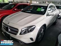 2016 MERCEDES-BENZ GLA 180 1.6 TURBO PRE CRASH REVERSE CAMERA AUTO CRUISE SIDE MIRROE SENSOR FREE WARRANTY LOCAL AP