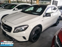2014 MERCEDES-BENZ GLA 250 2.0 PANAROMIC ROOF PRE CRASH POWER BOOT AMG BUCKET LEATHER SEATS REVERSE CAMERA FREE WARRANTY
