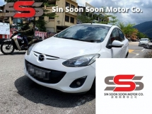 2011 MAZDA 2 1.5 V Sedan PREMIUM Spec(AUTO)2011 Only 1 UNCLE Owner, 73K Mileage, TIPTOP,ACCIDENT-Free,DIRECT-Own,with AIRBEG, DVD, GPS& REVERSE Camera