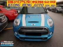 2015 MINI Cooper S 2.0 (CBU Import Baru)