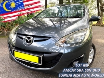 2012 MAZDA 2 1.5 R GRADE (A) DIRECT OWNER LOW MILEAGE