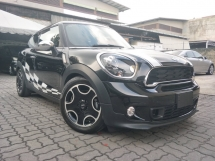 2015 MINI PACEMAN S 1.6 TURBO