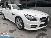 2015 MERCEDES-BENZ SLK 200 AMG 2.0 CGI TURBO