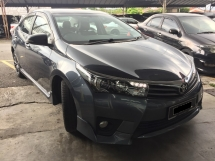 2014 TOYOTA COROLLA ALTIS 2.0 V Full Service Under Warranty