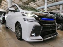 2016 TOYOTA VELLFIRE 2.5ZG Edition (UNBELIEVABLE OFFER)