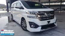 2017 TOYOTA VELLFIRE 2017 Toyota Vellfire 3.5 Executive Lounge Full Spec Sun Roof JBL Home Theater System Full Leather Unregister for sale