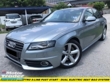2012 AUDI A4 2.0 TFSI QUATTRO S-LINE  FACELIFT 7 SPEED LOW MILEAGE ONE MALAY OWNER