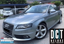 2012 AUDI A4 2.0 S-line Quattro Facelift One Owner Low Mileage