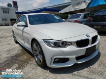 2014 BMW 4 SERIES 420i Coupe M Sport Unregister 1 YEAR WARRANTY