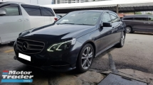 2013 MERCEDES-BENZ E-CLASS E200 CGI W-212 (A) REG 2014, ONE CAREFUL OWNER, LOW MILEAGE DONE 43K KM, FULL SERVICE RECORD, FREE 1 YEAR GMR CAR WARRANTY