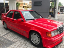 1988 MERCEDES-BENZ 190 CLASS 190E 2.5 16V COSWORTH ORIGINAL
