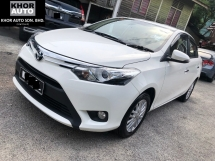 2014 TOYOTA VIOS 1.5G (AT) PUST STRT LEather SeatS