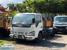 2012 ISUZU NPR Arm roll 14 feet
