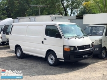 2004 TOYOTA HIACE Panel Van year 2004