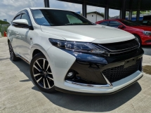 2017 TOYOTA HARRIER 2.0 GS Bodykit Panoramic Roof Alpine Player Unreg Sale Offer