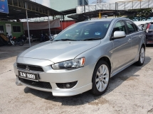 2008 MITSUBISHI LANCER GT, Paddle Shift, Leather Seats, One Lady Owner