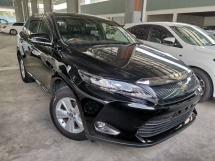 2016 TOYOTA HARRIER ELEGANCE 2.0 SUNROOF 2TONE INT UNREG