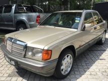 1993 MERCEDES-BENZ 190 CLASS 190E Ready stock
