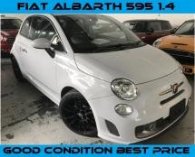 2014 FIAT ABARTH 595 1.4