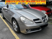 2008 MERCEDES-BENZ SLK TRUE YEAR MADE 2008 SLK200K New Facelift Cabriolet 2010