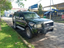 2005 FORD EVEREST 2.5 SYV XLT 4X4 (A) DIESEL