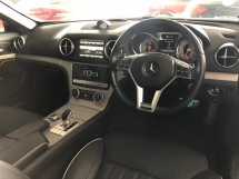2014 MERCEDES-BENZ SL SL350 SL400 AMG 3.0 Twin Turbocharged 362hp 7G-Tronic Panoramic Roof 2 Memory Bucket Seat Active Suspension Body Control Full Intelligent LED Light Multi Function Paddle Shift Steering Bluetooth Connectivity Reverse Camera Unreg
