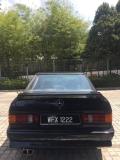 1991 MERCEDES-BENZ 190 CLASS 190E Car Ready Stock