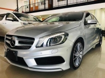 2014 MERCEDES-BENZ A-CLASS A180 AMG SPORT 1.6 TURBO UNREGISTER