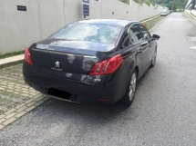 2012 PEUGEOT 508 1.6cc Turbo Premium Push Start