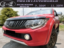 2015 MITSUBISHI TRITON 2.5 AT ADVENTURED / 1 OWNER / F-LOAN / FULL SERVICE CENTRE/ WELL KEPT CONDITION