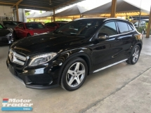 2017 MERCEDES-BENZ GLA GLA GLA200 GLA180 AMG Edition Turbocharged 7G-DCT 2 Memory Seat Smart Entry Push Start Button Paddle Shift Steering Automatic Power Boot Intelligent LED Pre Crash Bluetooth Connectivity Unreg
