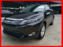 2016 TOYOTA HARRIER 2.0 ELEGANCE UNREG - BEST DEAL IN TOWN -